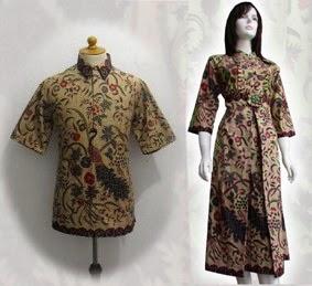 Model Baju Batik Pria Batik Untuk Pria Cenderung Monoton Yaitu Dengan