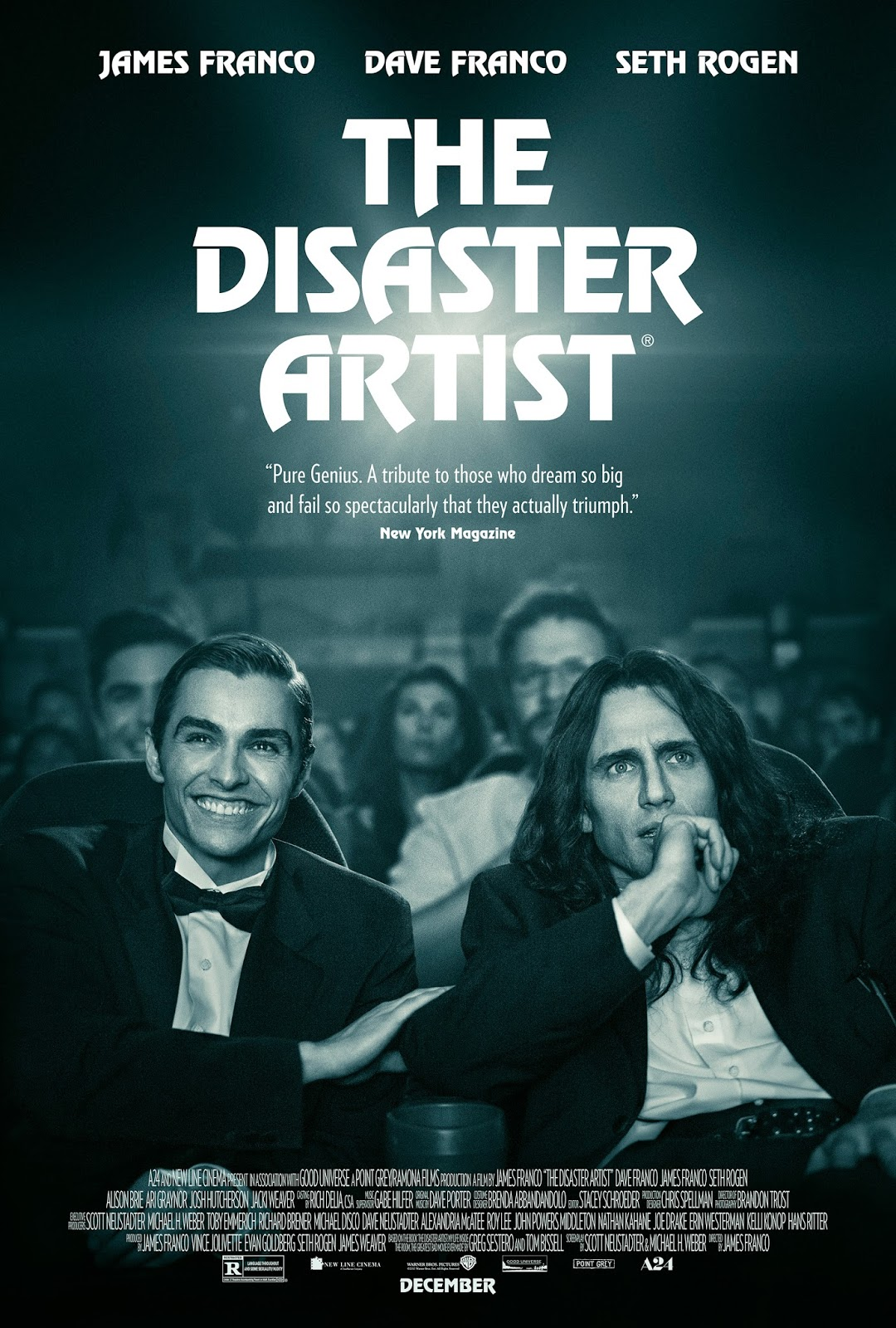 The Disaster Artist (2017) Trailer Online Latino Descargar