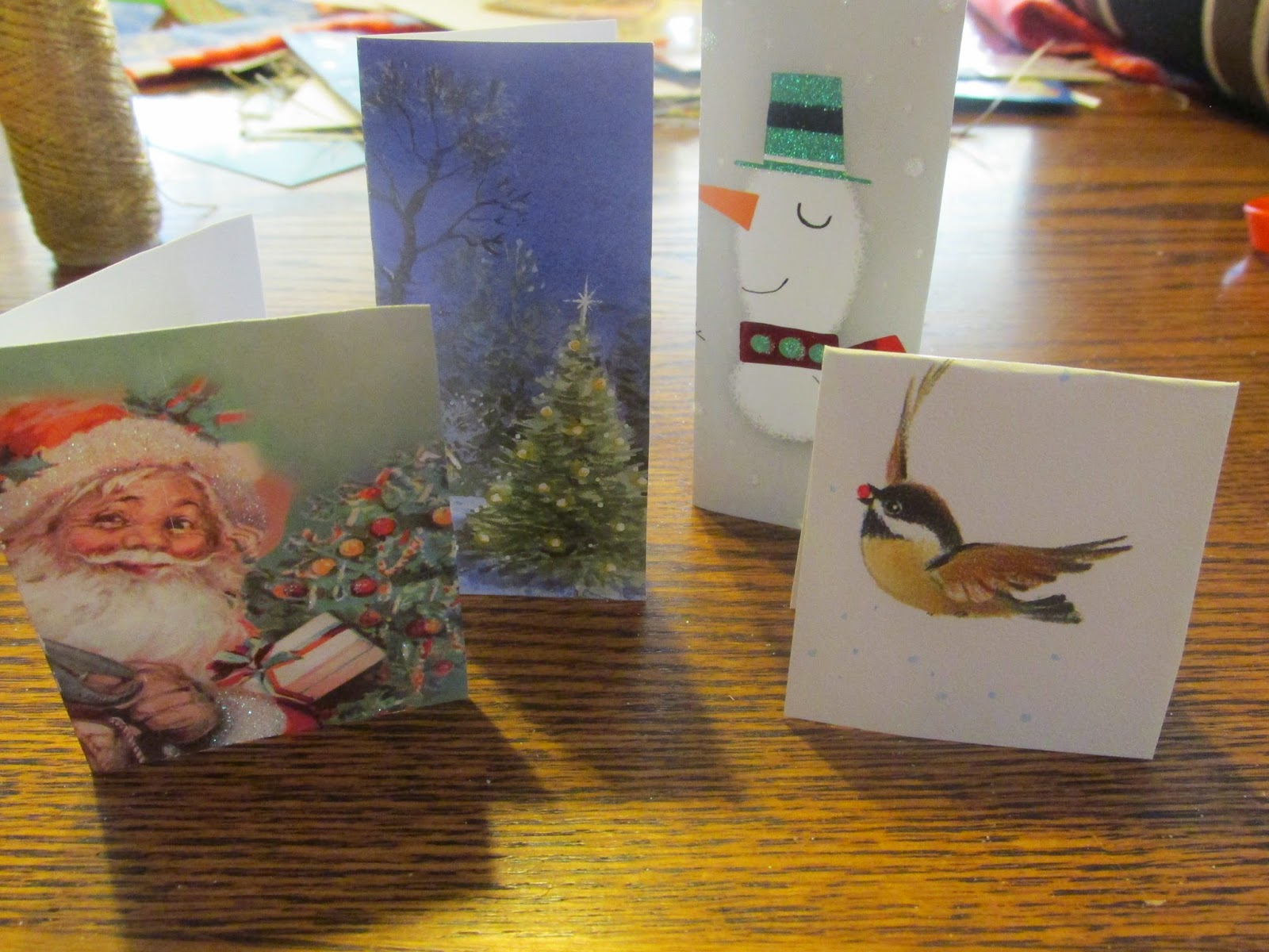 Note Card for presents