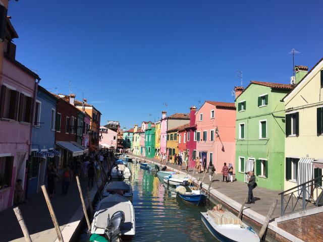 Review về 1 chuyến đi du lịch bụi thành Venice nước Ý