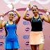 India's Ankita & Karman win Women's Doubles title at Taipei Open