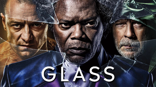 Glass (2019) Web-DL 1080p Latino-Ingles