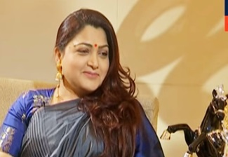 Exclusive Interview with Kushboo (NationalSpokesperson – Congress)