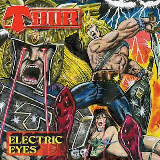 "Thor - ""Electric Eyes"" (album)"