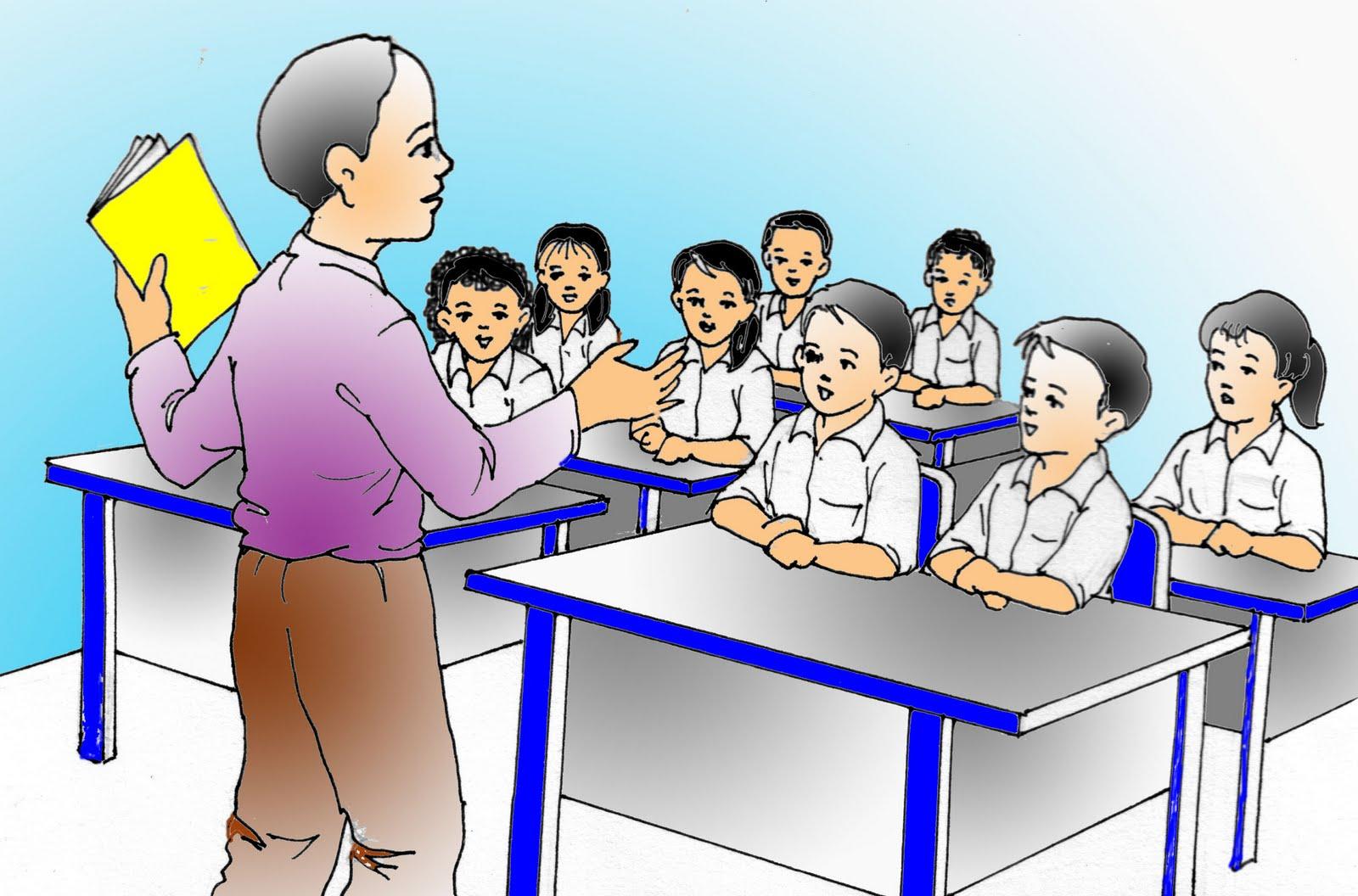 Akhlak Murid Pada Guru