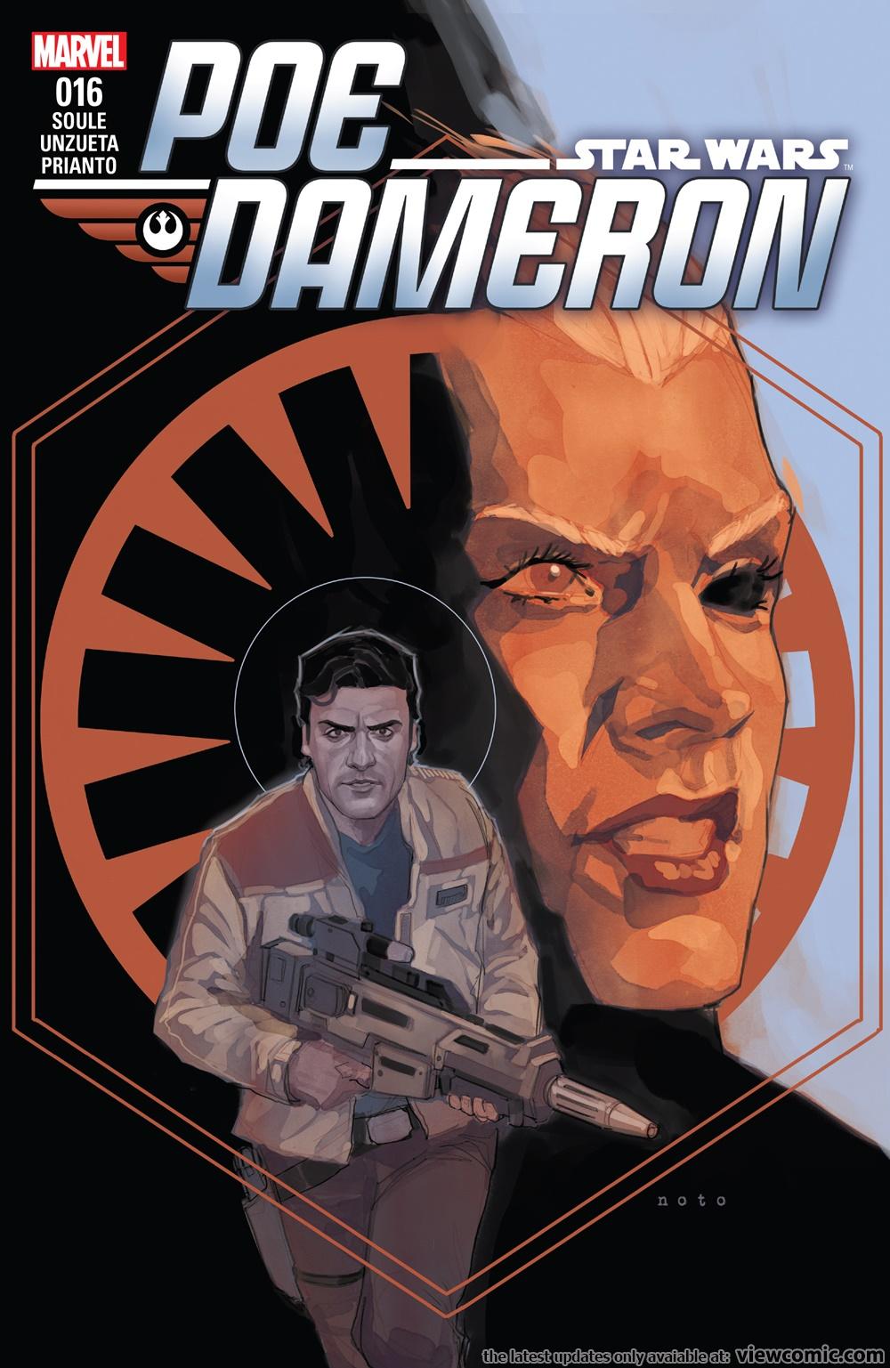 Poe Dameron 016 (2017)  | Vietcomic.net reading comics online for free