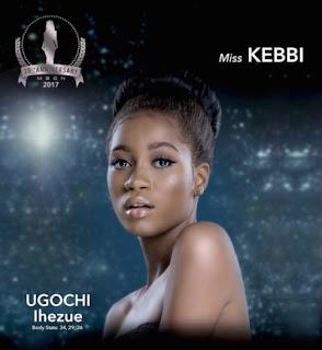 Ugochi Ihezue Is Most Beautiful Girl In Nigeria