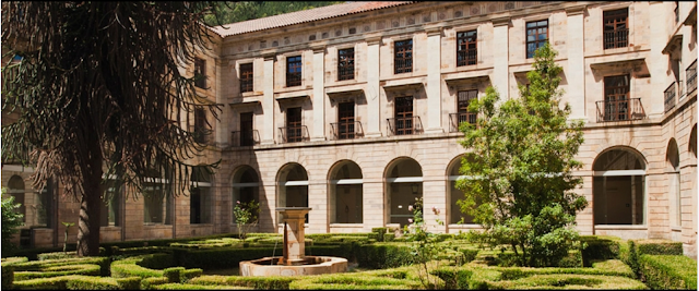 Pazos y fincas bonitos para bodas en Asturias como el Parador de Corias