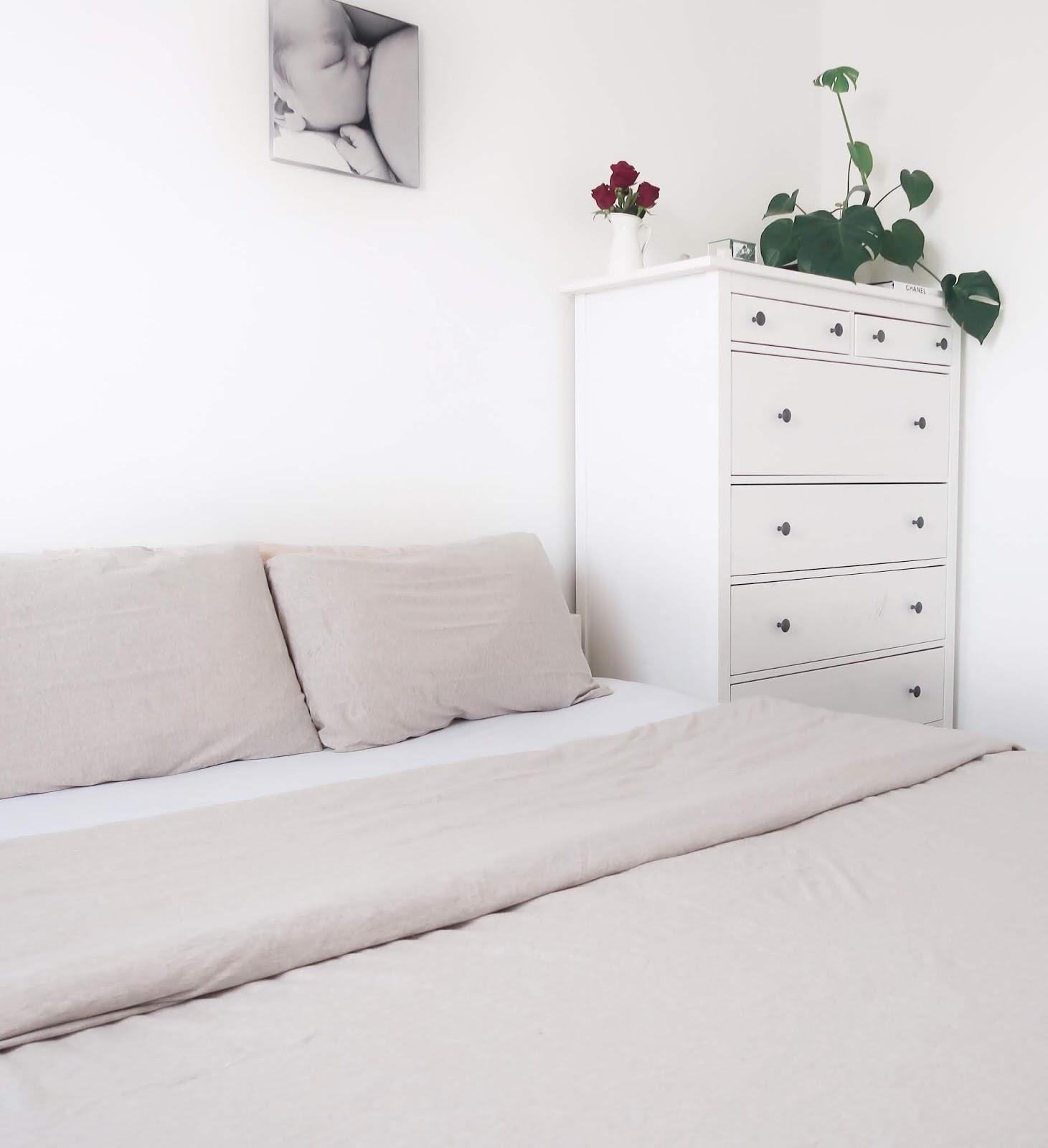 ECOSOPHY: Organic cotton jersey bedding