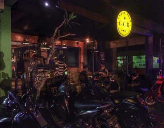 Tempat Makan Enak Di Bali: Angkringan GCR (Sumber: Instagram Angkringan GCR)