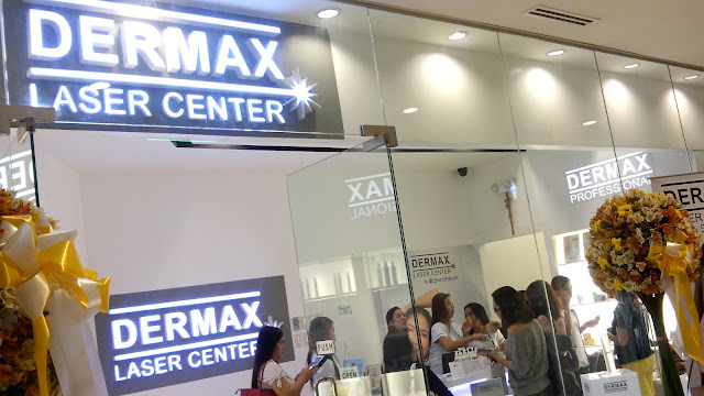 dermax laser center branches