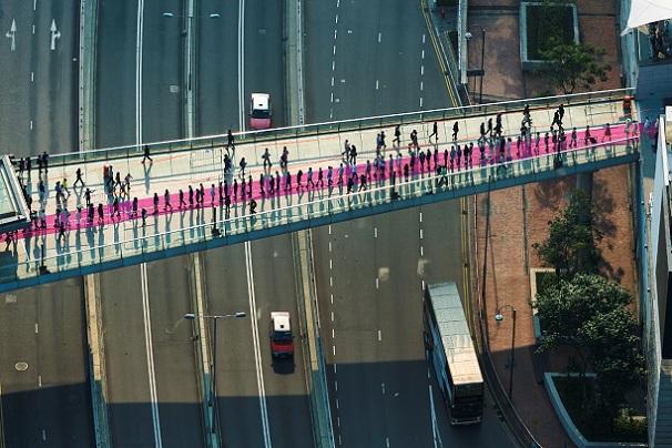 mylifestylenews: The World's Greatest Catwalk 2012 Break
