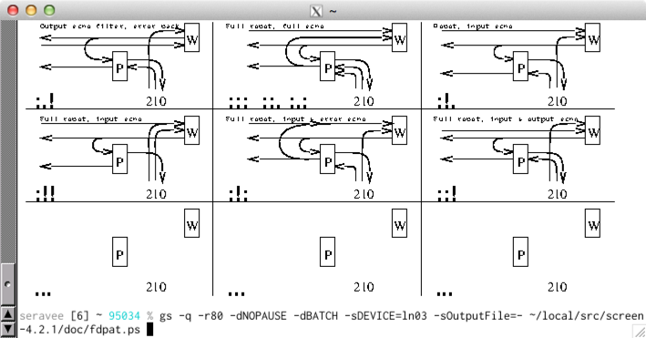 OS X Mavericksにmltermとlibsixelをインストールして端末で画像