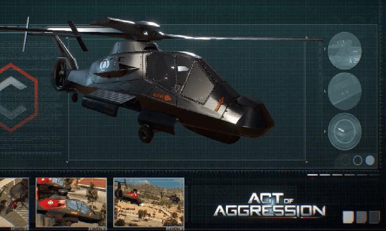 تحميل لعبة act of aggression مضغوطة