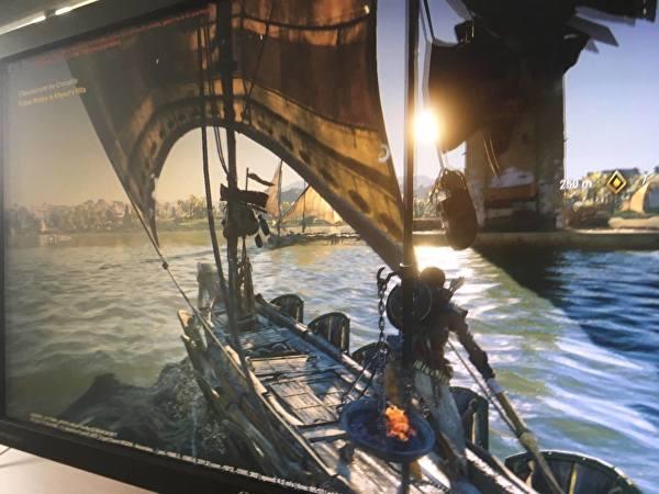 Se muestra nueva imagen in-game de Assassin's Creed Origins