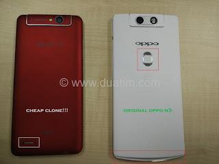 Cara Membedakan OPPO Smartphone Asli dan Palsu4