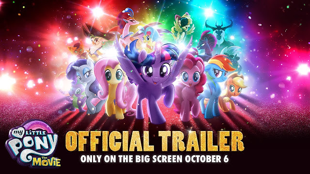 My Little Pony - The Movie (2017) Official Trailer OFFICIALLY OUT!