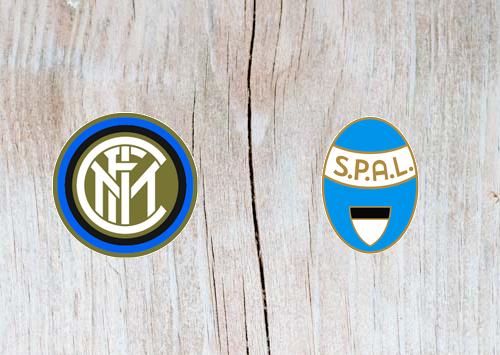 Inter Milan vs SPAL 2013 Full Match & Highlights 10 March 2019