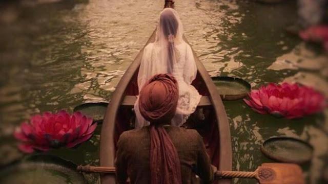 Kalank, Karan Johar Unveils First Look of Varun Dhawan and Alia Bhatt with, Karan Johar Shares Film's Origin
