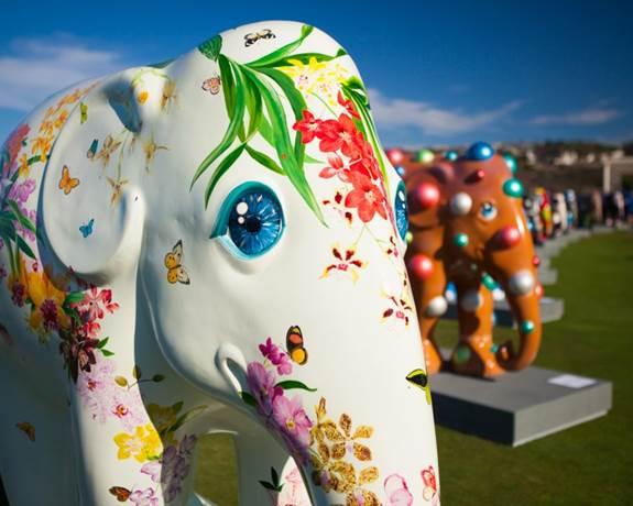 Blog Apaixonados por Viagens - Rio de Janeiro - Elephant Parade