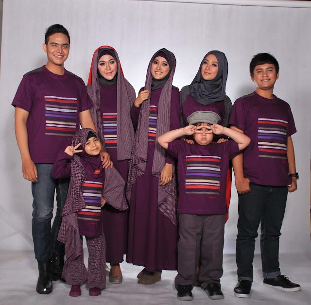 Model Baju Lebaran 2016 Keluarga Terbaru 2016