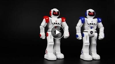 DODOELEPHANT Remote Control Robot Toy Smart Child RC Robot