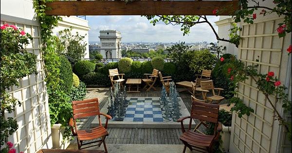 Mes adresses les jardins plein ciel terrasse rooftop for Les jardins de paris hotel