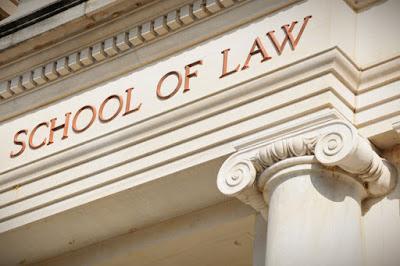 online degree law