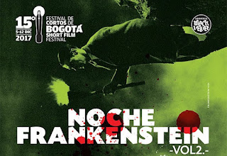 Noche Frankenstein Vol.2 en la Media Torta