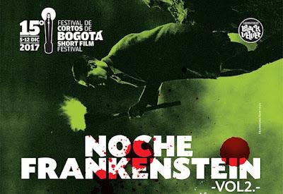 Noche Frankenstein Vol.2 en la Media Torta