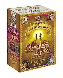 EAH The Storybox of Legends Boxed Set Media