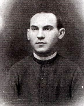 blaženi Jožef Aparicio Sanz - duhovnik in mučenec