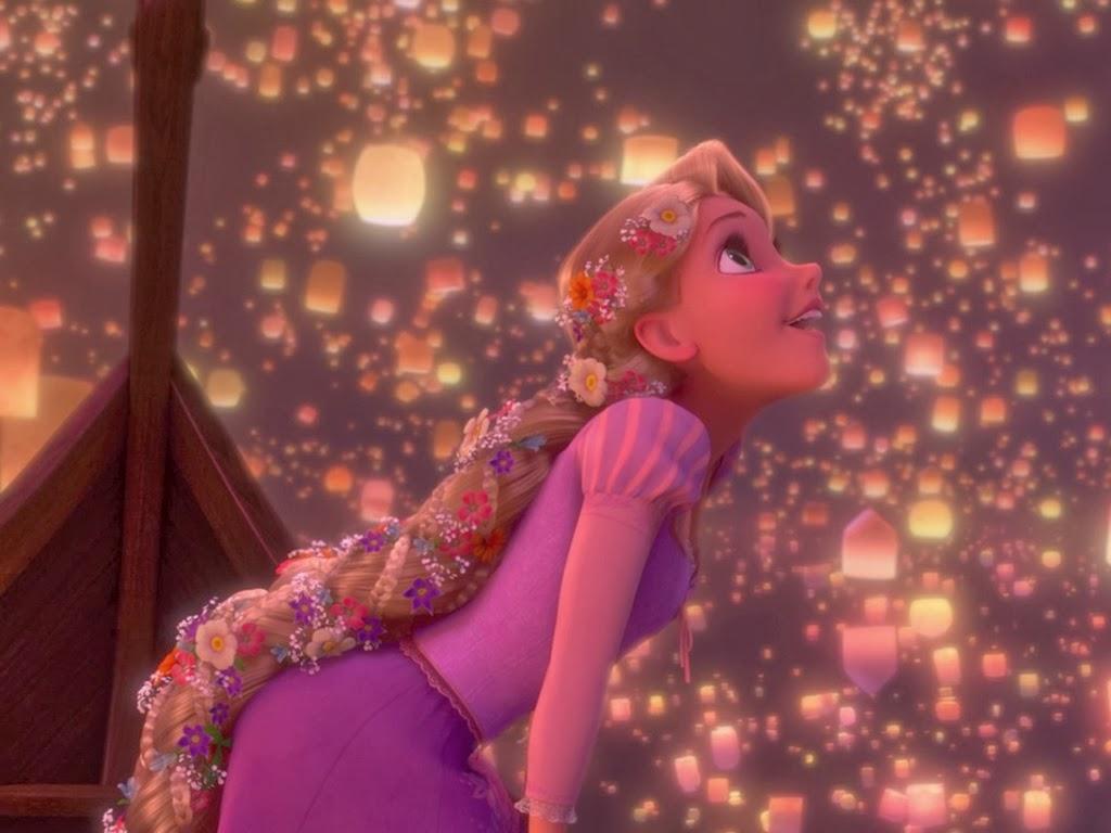 A Demon's Voice: Disney's Tangled Values