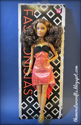 Barbie fashionista crazy for coral review