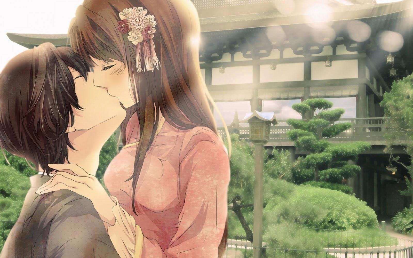 Gambar Ciuman Lucu Romantis Nusagates
