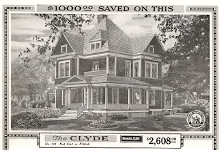 sears clyde in the 1918 catalog