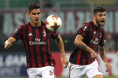 Highlight AC Milan 0-2 AS Roma, 1 Oktober 2017