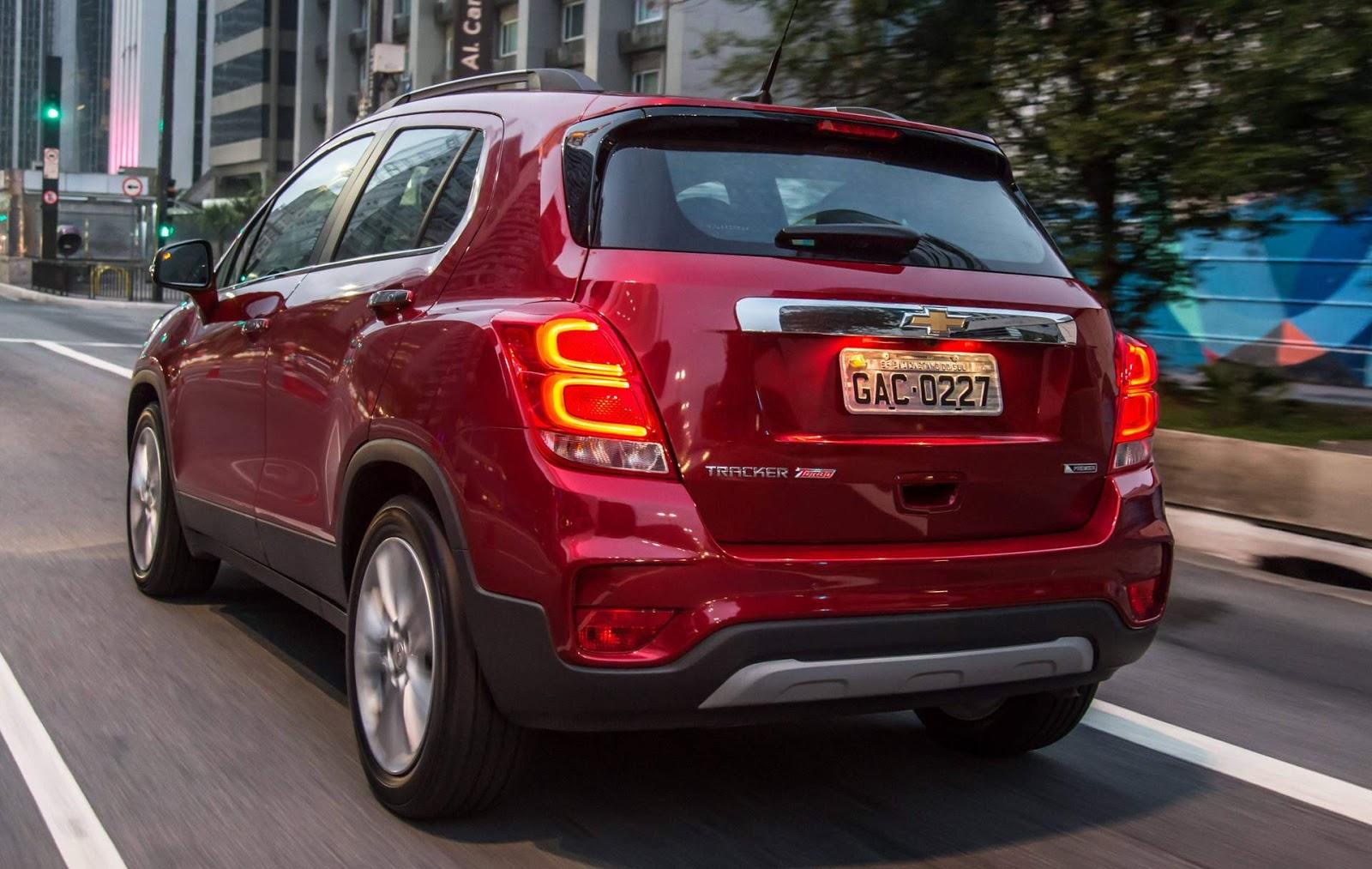 Plan Chevrolet Tracker. Plan Nacional Chevrolet 100% financiado ...