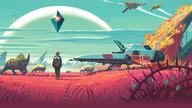 Download No Man's Sky Game Free Full For Windows XP