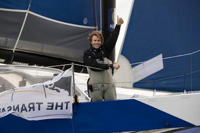 Heureux ! François Gabart remporte The Transat !