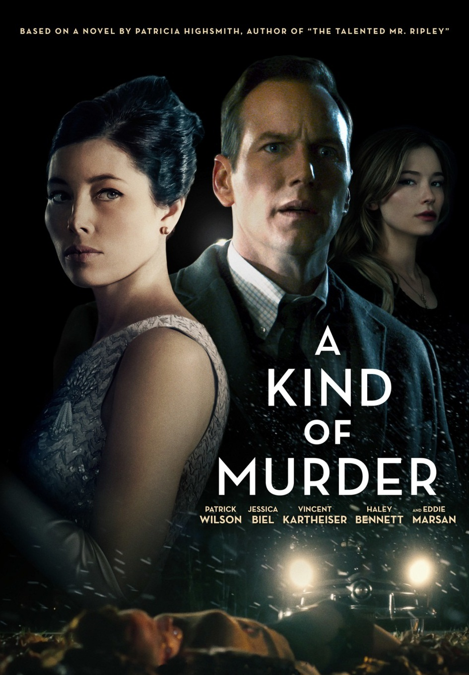 A Kind of Murder [2016] [DVDR] [NTSC] [Latino]