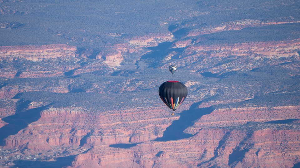 hot air balloon grand canyon # 26
