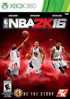 NBA 2K16 (X-BOX 360)