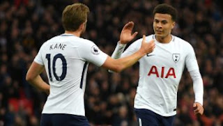 Tottenham Hotspur vs Watford 2-0 Highlights