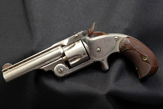 Smith & Wesson Model No. 1 1/2 Single Action Revolver