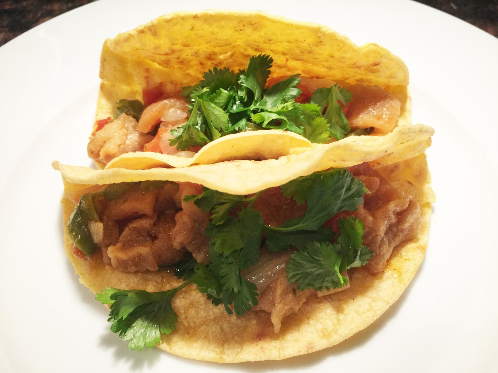 My Cocina, My Kitchen: Tacos de Chicharron Guisado (Stewed ...