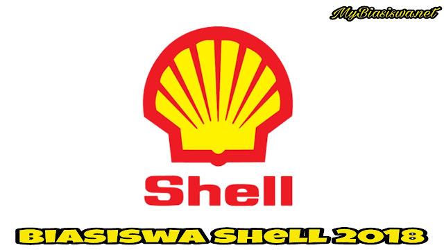 Permohonan Biasiswa Shell 2018 Online