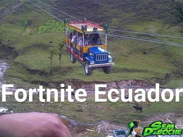 FORTNITE ECUADOR