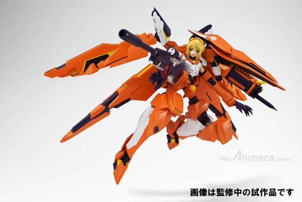 FIGURA Armor Girls Project Rafael Revive Custom II x CHARLOTTE DUNOIS IS Infinite Stratos