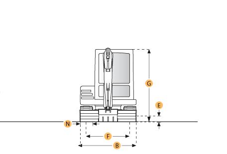 Cat Engine Dimensions